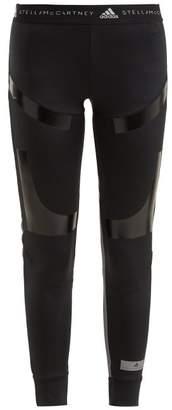 adidas by Stella McCartney Run Ultra Performance Leggings - Womens - Grey Multi