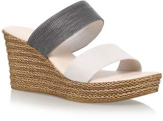 Carvela Sybil Wedge Sandals 80