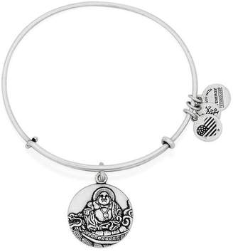 Alex and Ani 'Laughing Buddha' Bangle Bracelet