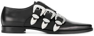 DSQUARED2 Hawaiian rocker shoes