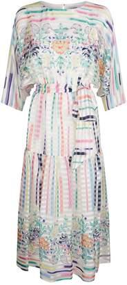 Vilshenko Adelaide Midi Dress