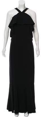 Rachel Zoe Baxter Ruffle Gown