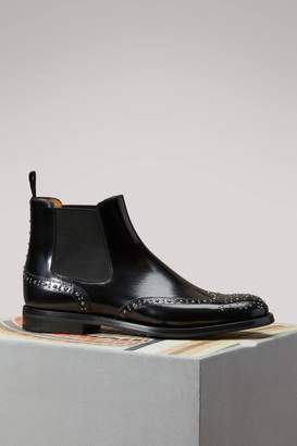 Church's Ketsby leather ankle boots