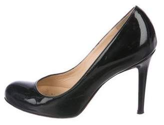 Christian Louboutin Simple Pump 100 Patent Leather Pumps