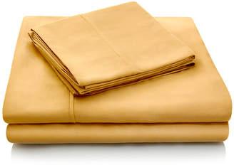 Malouf Woven 300 Thread Count Tencel Queen Sheet Set Bedding