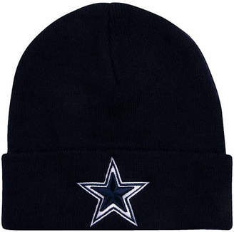 Authentic Nfl Apparel Dallas Cowboys Basic Cuff Knit