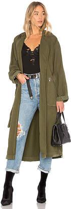 GRLFRND Donna Trench Coat