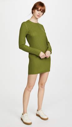 Joseph Rib Tunic Sweater