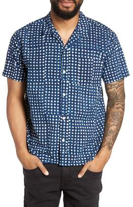 YMC Malick Slim Fit Dot Sport Shirt