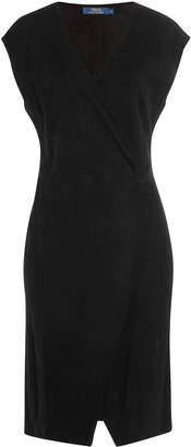 Polo Ralph Lauren Suede Dress