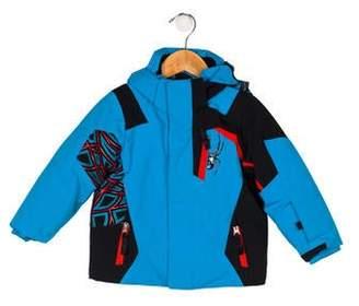 Spyder Boys' Hooded Jacket