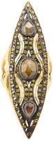 Loree Rodkin 钻石榄尖形戒指