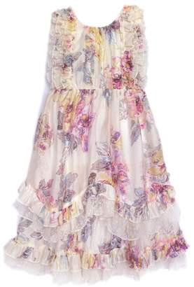 Chloé Isobella & Pastel Flower Dress
