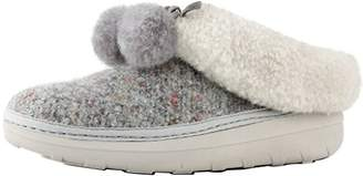FitFlop Women's Loaff SNUG POM Slippers
