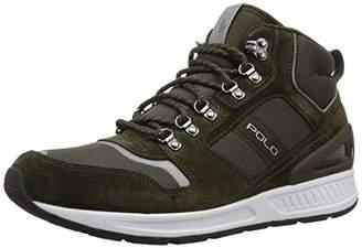 Polo Ralph Lauren Men's TRAIN100MID Sneaker
