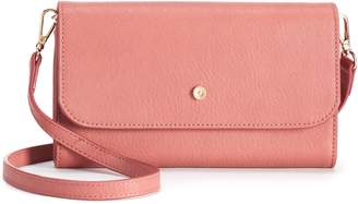 Lauren Conrad Iris Crossbody Wallet