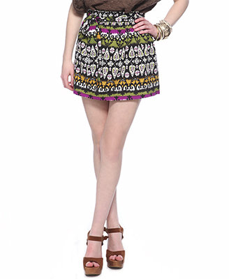 Style deals Fab Ethnic Print Skirt