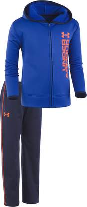 Under Armour Toddler Boys Roster Hoody Track Set