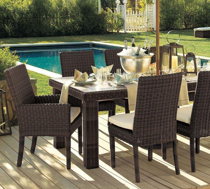 Capri Dining Table Set