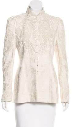 Dries Van Noten Embroidered Evening Jacket