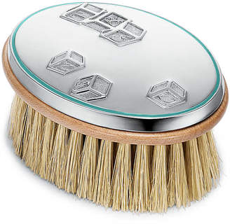 Tiffany & Co. Bear and Block baby brush in sterling silver