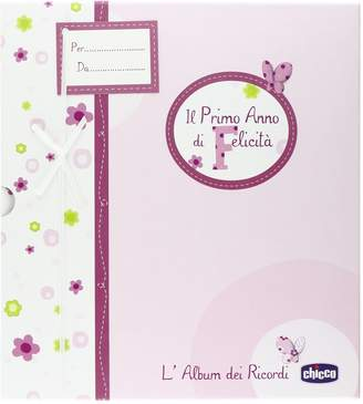 """Chicco ARTSANA SpA  album Memories Of """"The First Year Of Happiness"""" Rosa"""