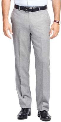 Brooks Brothers Madison Fit Flannel Trousers