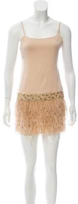Alice + Olivia Silk Sleeveless Dress