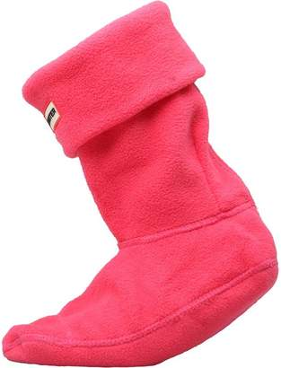 Hunter Womens Short Boot Socks Bright Pink