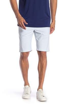 Callaway GOLF Printed Horizontal Stripe Shorts