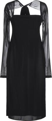 Galliano Knee-length dresses