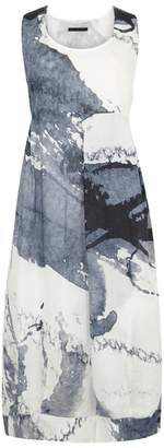 Crea Concept Printed Voile Dress