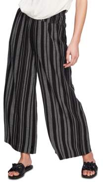 1 STATE 1.State 1.state Extra Wide Leg Striped Pants