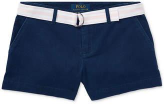 Polo Ralph Lauren Ralph Lauren Big Girls Chino Shorts
