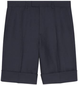 70s Stretch Twill Short $620 thestylecure.com