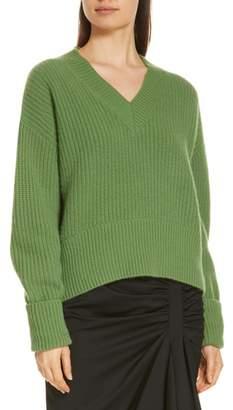 Lewit V-Neck Cashmere Sweater