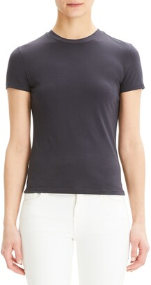 Theory Pima Cotton Tiny Tee