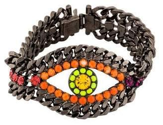 Dannijo x Man Repeller Evil Eye Bracelet