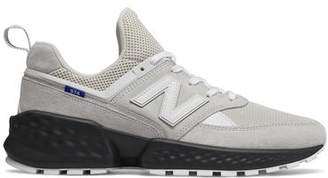New Balance 574 Sport Moonbeam with White