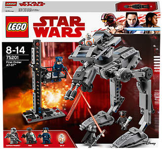 Lego Star Wars The Last Jedi 75201 First Order AT-ST Walker