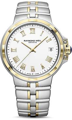 Raymond Weil Parsifal Classic White Dial Watch, 41mm