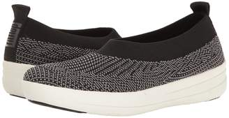 FitFlop Uberknit Ballerina Women's Slip on Shoes