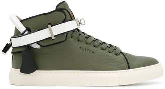 Buscemi 100MM Militare sneakers