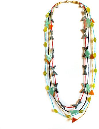 La Reunion Clymer Necklace