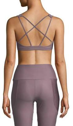 Onzie Mudra Strappy-Back Sports Bra