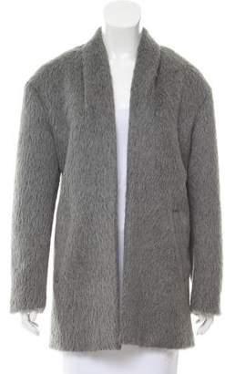 Maiyet Alpaca-Wool Short Coat w/ Tags