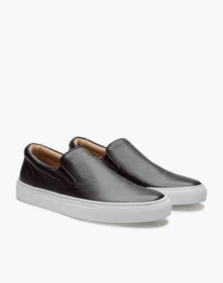 Madewell GREATS Wooster Slip-On Sneakers