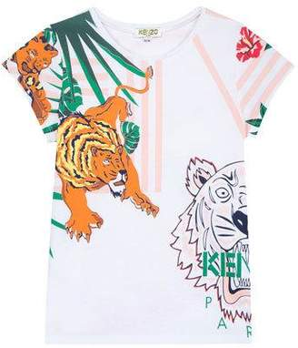c02aa8bb Kenzo Assorted Icon Graphic T-Shirt, Size 5-6