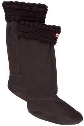 Hunter Felted Boot Socks