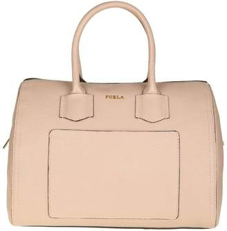 Furla alba Hand Bag In Cipria Rose